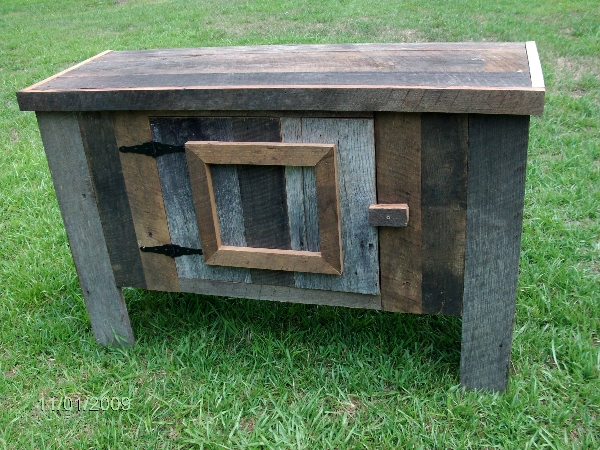 barnwood furniture