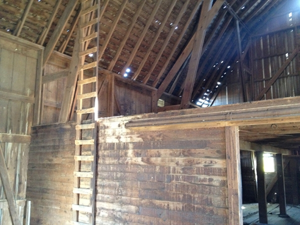 Click For Larger Barn Photo